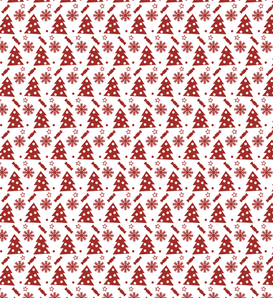 redfestivepattern A Great Free Festive Seamless Christmas Pattern