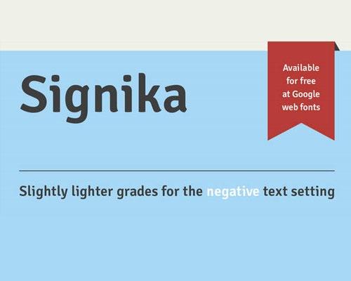 signika