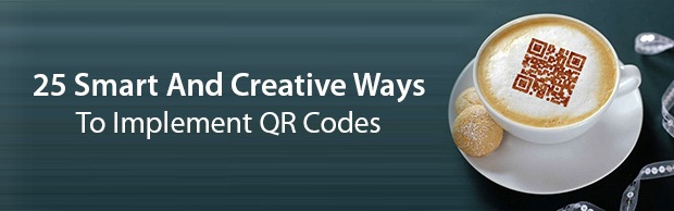 25smartwaytoimplementqrcodes 25 Smart And Creative Ways To Implement QR Codes