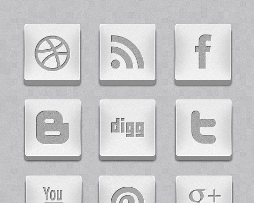 3dsilvericons 40 Best Free Icon Sets Released 2012