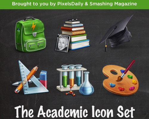 academiciconset 40 Best Free Icon Sets Released 2012