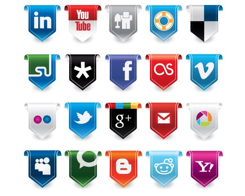 badgevectoricons 40 Best Free Icon Sets Released 2012