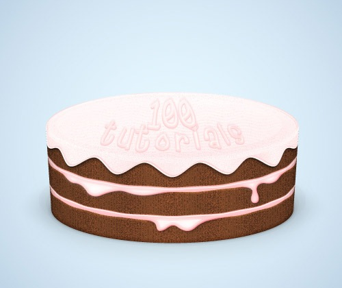 cake 75 Best Illustrator Tutorials From 2012