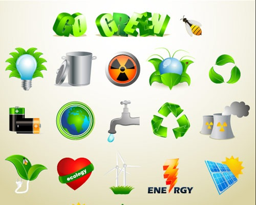 ecoiconset 40 Best Free Icon Sets Released 2012