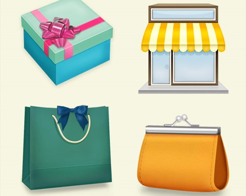 ecommerceicons 40 Best Free Icon Sets Released 2012