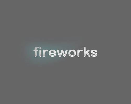gradienttextlogo 40 Tutorials for learning and mastering Fireworks