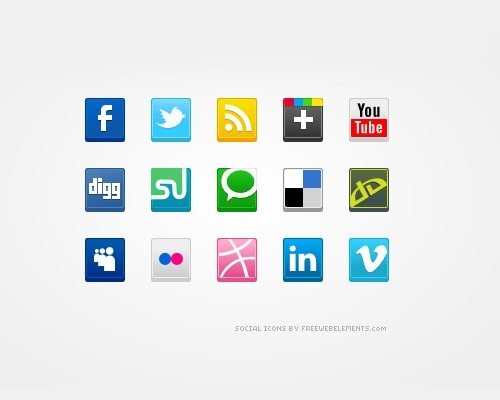 highqualityfreevectoricons 40 Best Free Icon Sets Released 2012