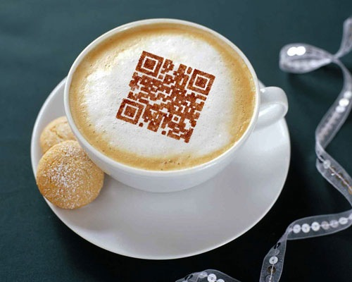 qrcoffie 25 Smart And Creative Ways To Implement QR Codes