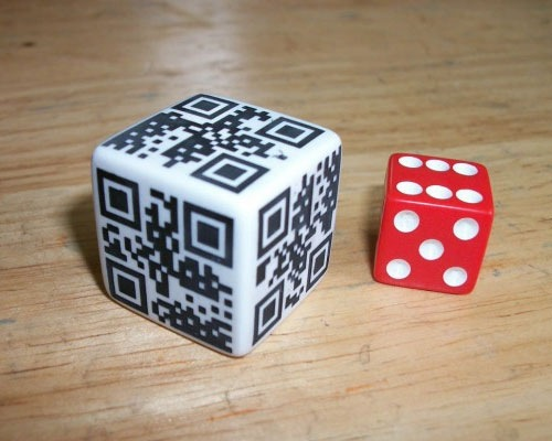 qrdice 25 Smart And Creative Ways To Implement QR Codes