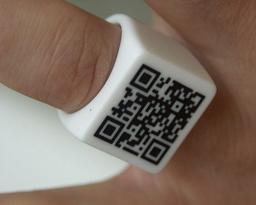 qrring 25 Smart And Creative Ways To Implement QR Codes