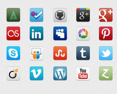 socialicons 40 Best Free Icon Sets Released 2012