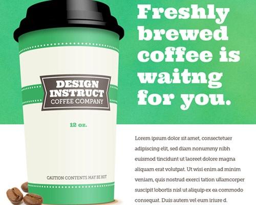 coffiecupillustration Best Of Web And Design In November 2012