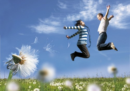 bigstock couple having fun in a meadow 22219844 500x353 Vital Tips You Must Know When Designing E mails