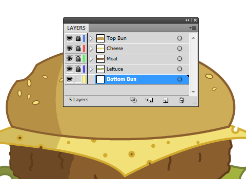 231 How To Draw A Delicious Burger