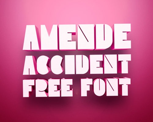 amende 50 Best Free Fonts From 2013