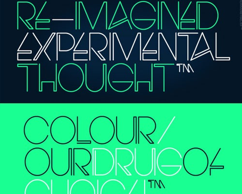 electrofont 50 Best Free Fonts From 2013