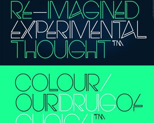 electro-font