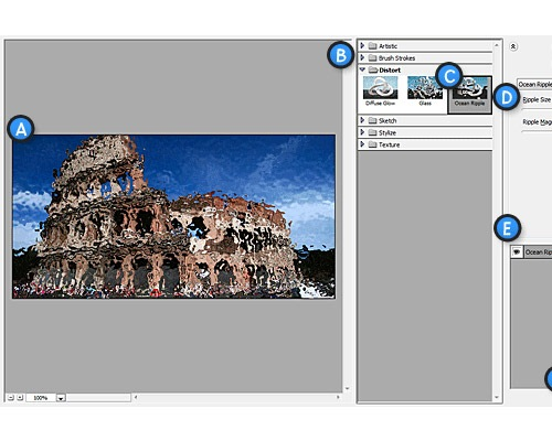 filtergallery Comprehensive Guides For Understanding The Basic Fundamentals Of Photoshop