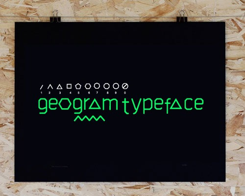 geogram 50 Best Free Fonts From 2013