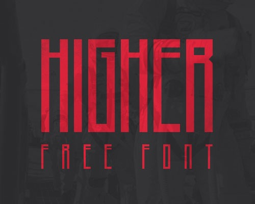 higherfreefont 50 Best Free Fonts From 2013