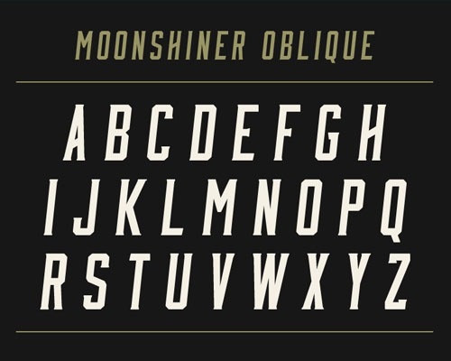 moonshiner 50 Best Free Fonts From 2013