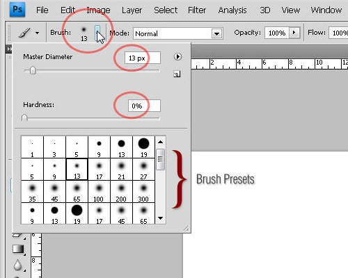 photoshopbrushtool Comprehensive Guides For Understanding The Basic Fundamentals Of Photoshop