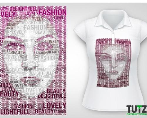 typography-tshirts