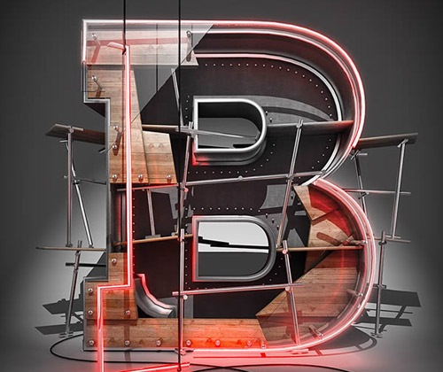 3d-typographic-illustration