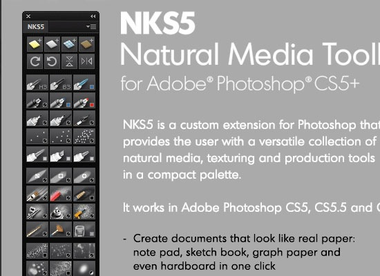 nks5plugin 10 Best Free Photoshop Plug ins
