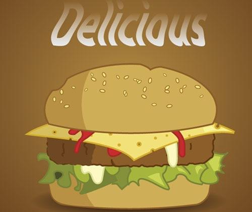 delicous-burger