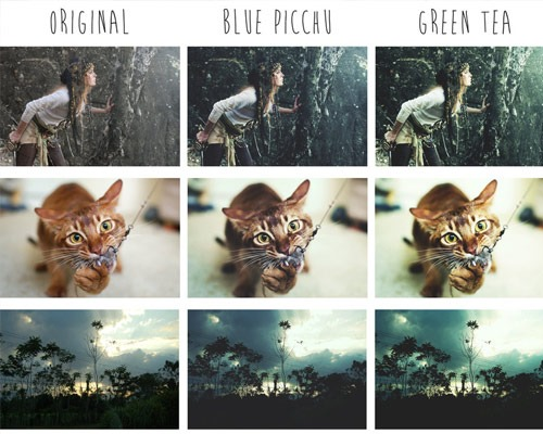 2 photoshop actions 25 New Free Photoshop Actions You Must Download