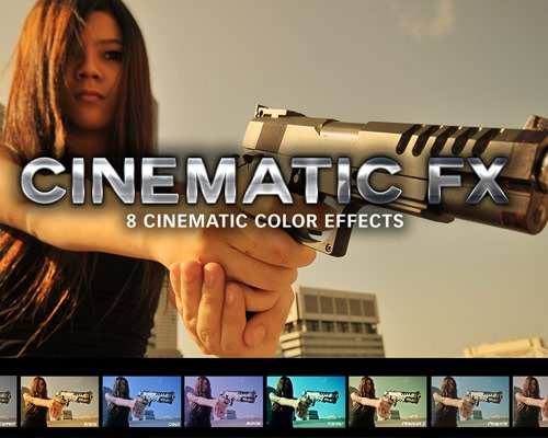 cinmatic fx thumb 25 New Free Photoshop Actions You Must Download