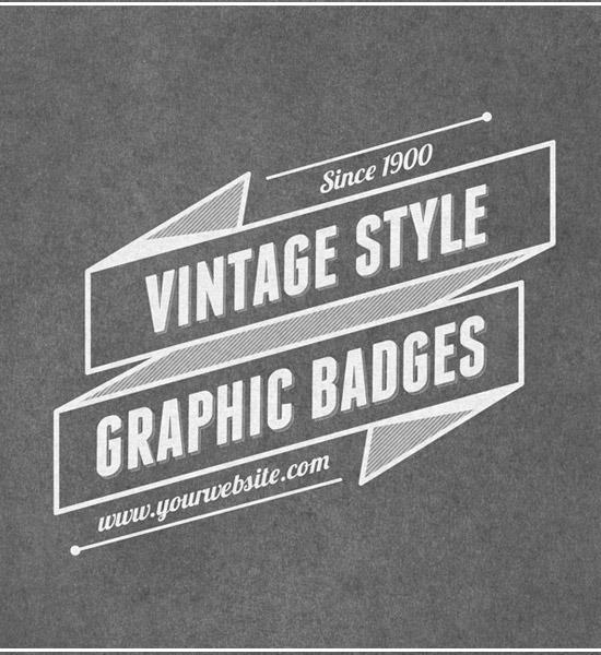 vintage-style