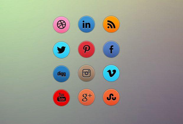 circle-social-icons