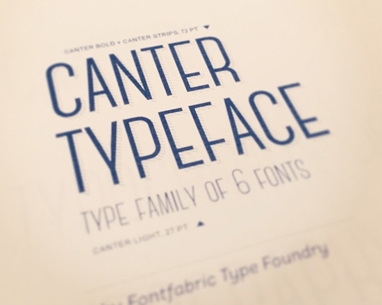 counter-typeface