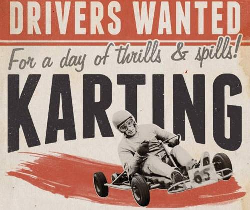 karting thumb 80 best Photoshop tutorials from 2013