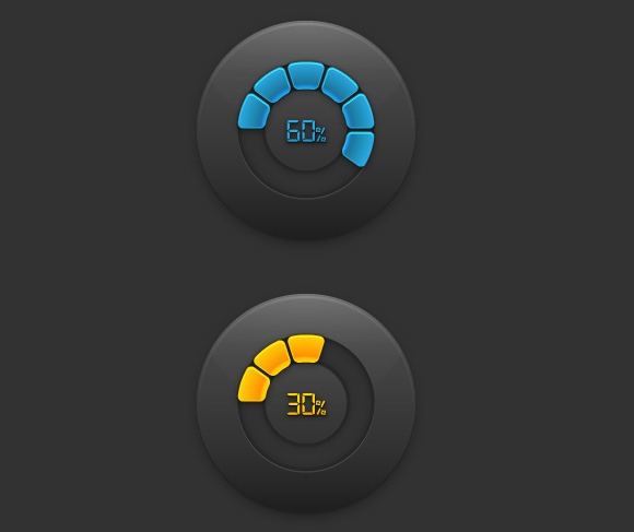 radial-progress-bar