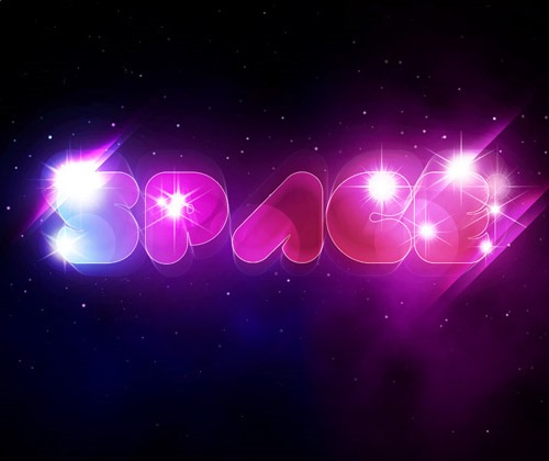space shine 80 best Photoshop tutorials from 2013