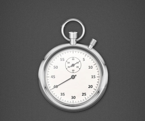 stop watch 80 best Photoshop tutorials from 2013