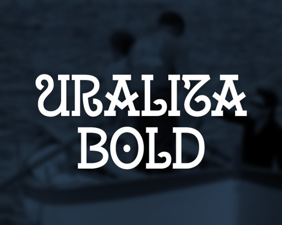 ulra bold thumb 50 Best Free Fonts From 2013