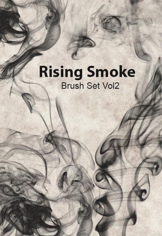 risingsmokebrushvol2 thumb1 The best design articles from 2013
