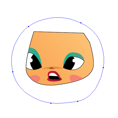 22 thumb Create a beautiful female character illustration using illustrator