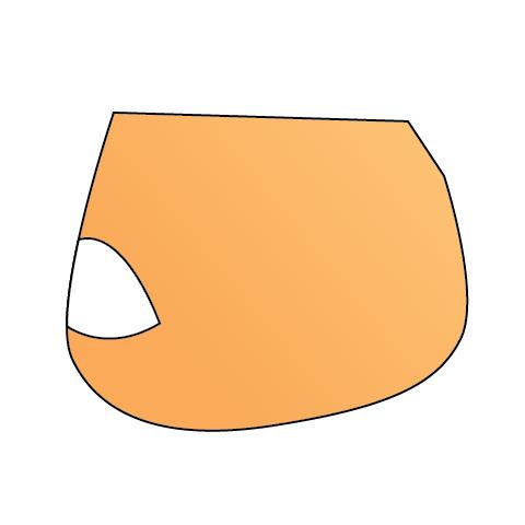 5 thumb Create a beautiful female character illustration using illustrator