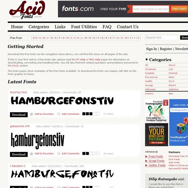 acid-fonts