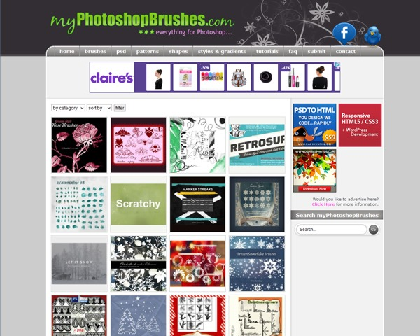 my photoshop brushes 10 Best sites for discovering amazing free Photoshop brushes