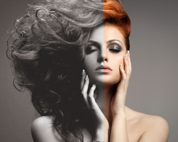 bw thumb 60 Best Photoshop tutorials from 2014