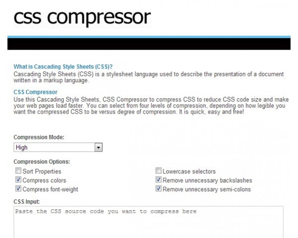 css compressor thumb Best Of Web And Design In February 2014