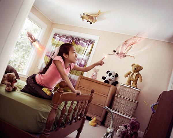 magical photo maniulation 60 Best Photoshop tutorials from 2014