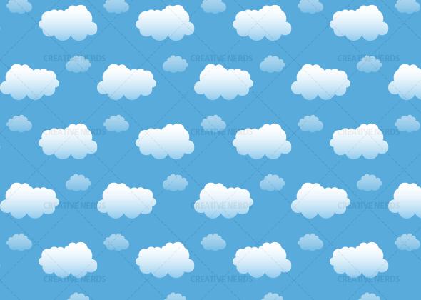 clound-water-marked-pattern