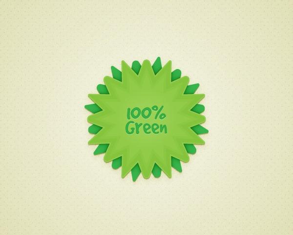 green-webadge